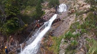 Barranquismo en Huesca - Torrente de Gorgutes