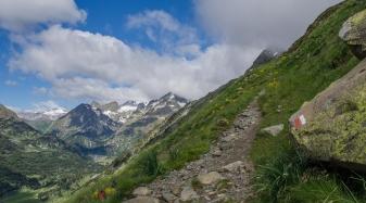 Senderismo en Guara con guía de montaña